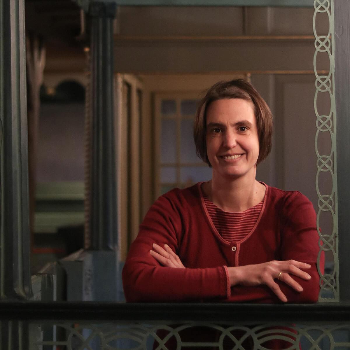 Pastorin Ulrike Verwold