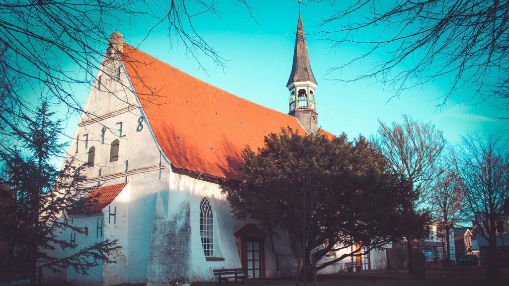 St. Clemens - Evangelische Kirche in Büsum