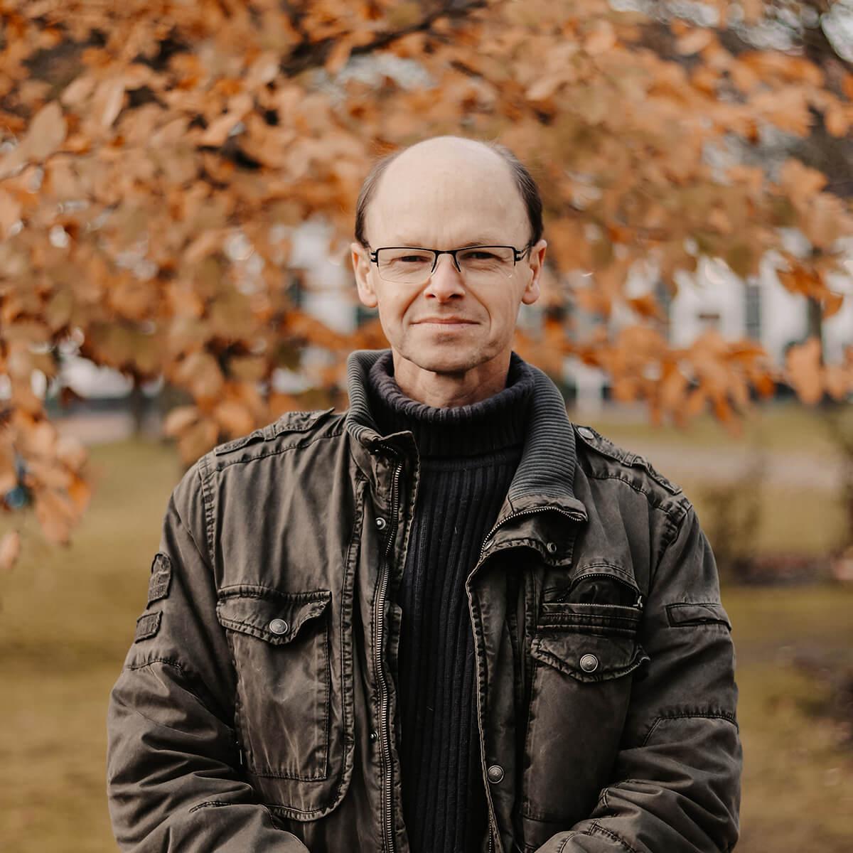 Claus Thiessen, KGR