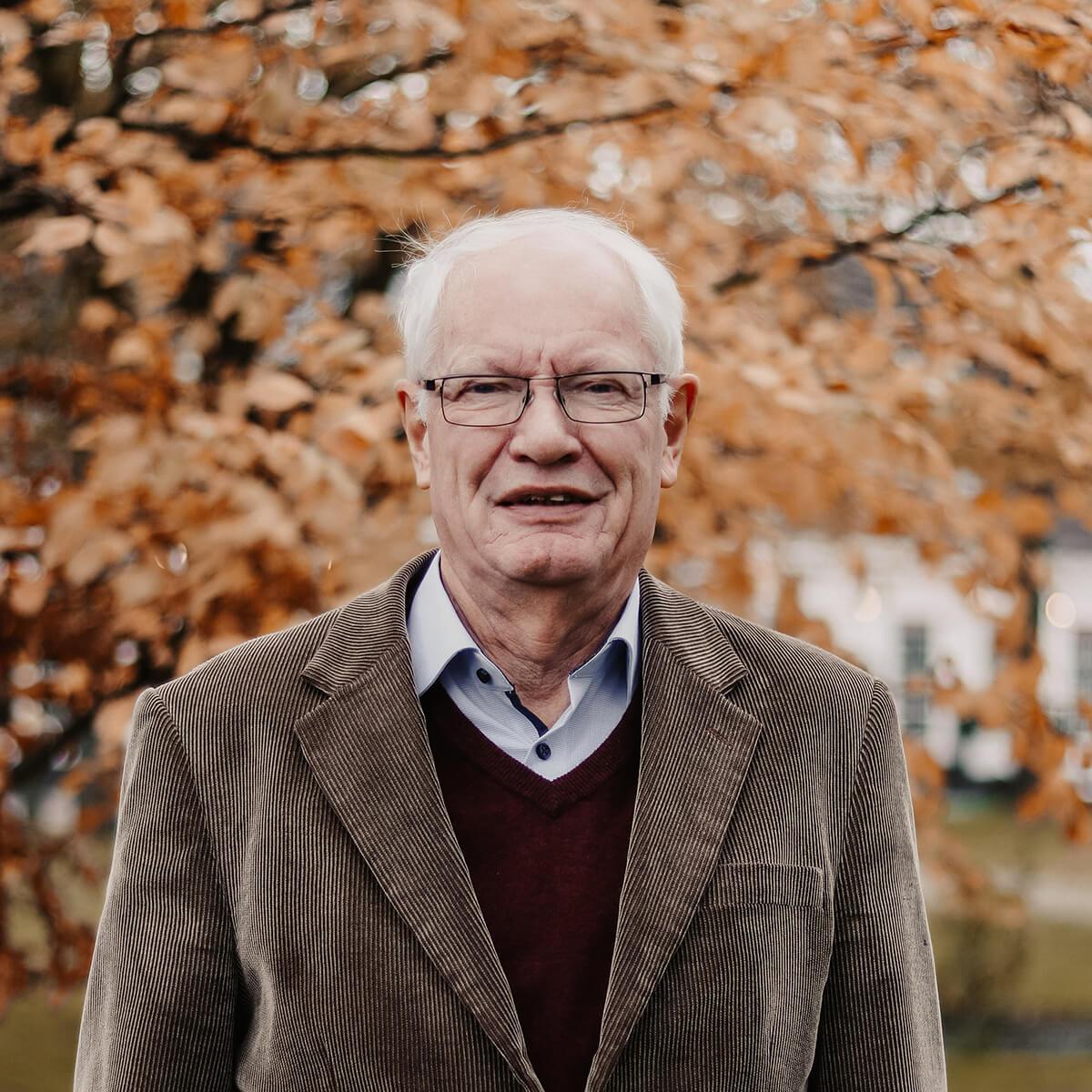 Hans-Peter von Postel, KGR